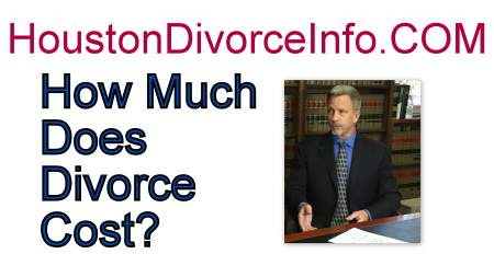 affordable divorce houston