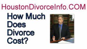 affordable divorce houston